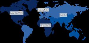 Hotel World Map