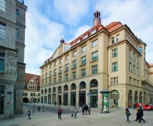 Steigenberger Grandhotel Handelshof Leipzig: Eröffnung ist im April 2011