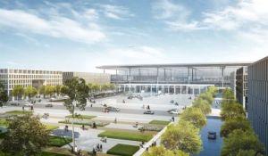 Neues Steigenberger Hotel am Airport BBI: Eröffnung für 2012 geplant