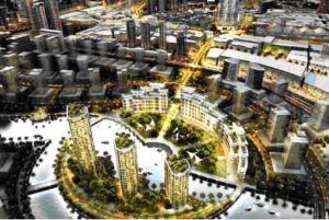 Dubai's monarch Sheik Mohammed Bin Rashid Al Maktoum will build the world's largest shopping mall