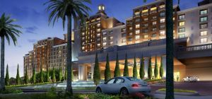The worldwide largest IHG-Hotel: InterContinental Resort & Residences Orlando will open in early 2013