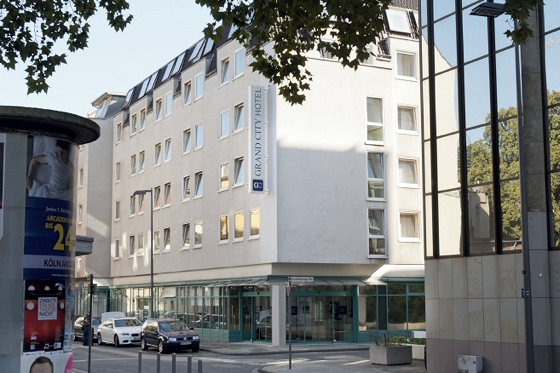 Grand City Hotel Cologne Centre