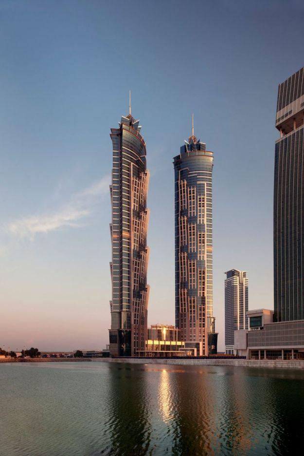 JW Marriott Marquis Dubai - World's Tallest Hotel