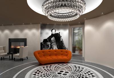 Hotel am Steinplatz Berlin - Lobby