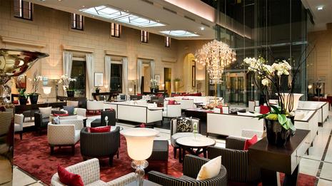 Palais Hansen Kempinski Hotel Vienna - Lobby