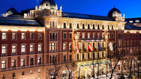 Palais Hansen Kempinski Hotel Vienna