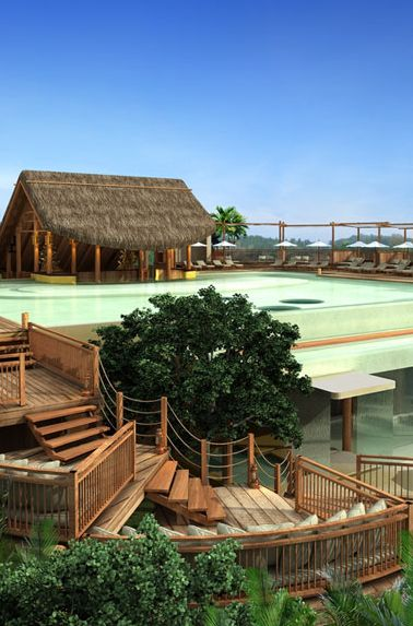 Six Senses Latitude Saigon River – the luxury resort will open late 2013
