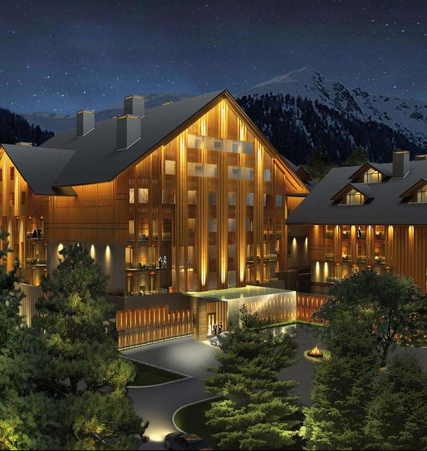 The Chedi Andermatt – first luxury hotel in Andermatt Swiss Alps will open late 2013