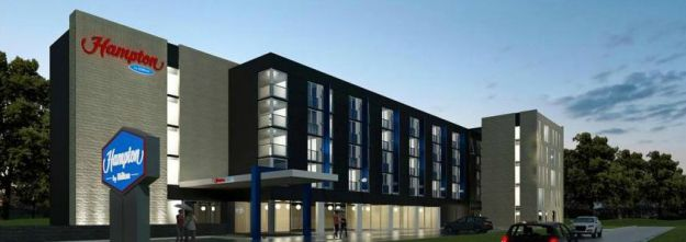 Hampton by Hilton Warsaw Airport – Opening is scheduled for early 2014