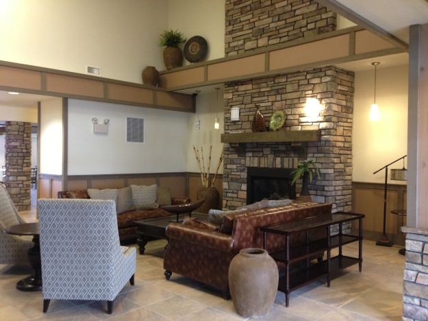 Hyatt House Minot provides travelers with a place they can live, not just stay