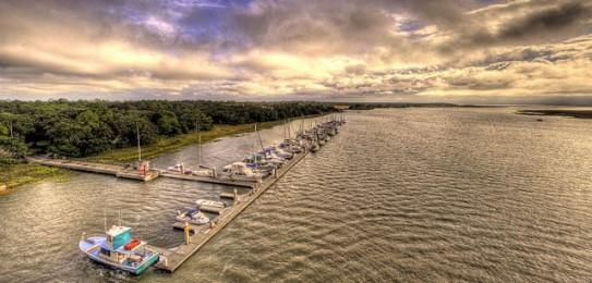 Jekyll Island - Harbor Marina