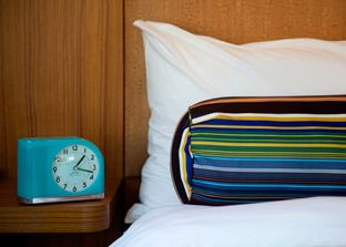 Aloft - Guest room