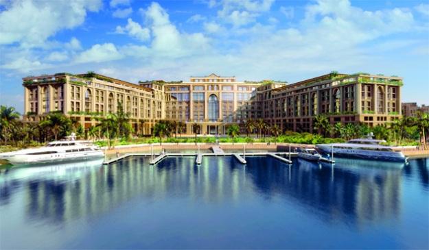 Palazzo Versace Dubai – opening in summer 2014