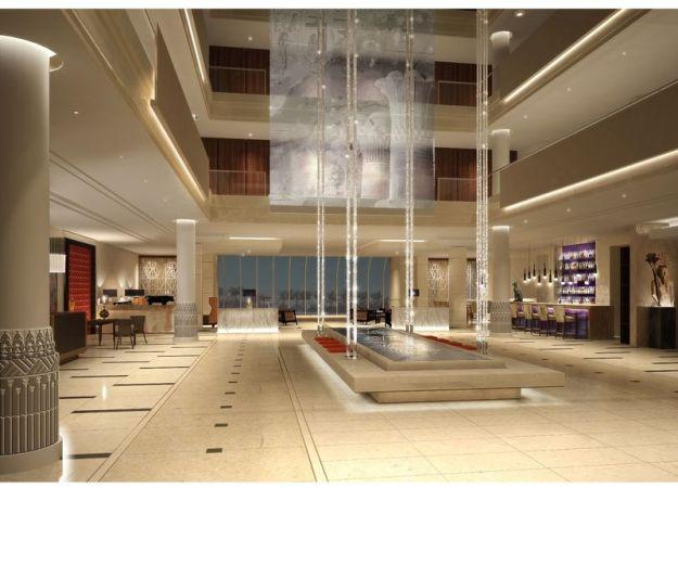 Renaissance Cairo Mirage City Hotel - Lobby