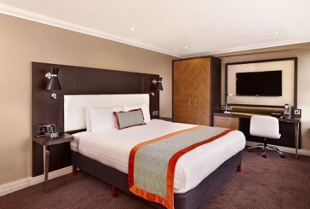 DoubleTree by Hilton London – Hyde Park - Room