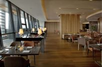 The OCT Harbour, Shenzhen Marriott Executive Apartments - Resident Lounge