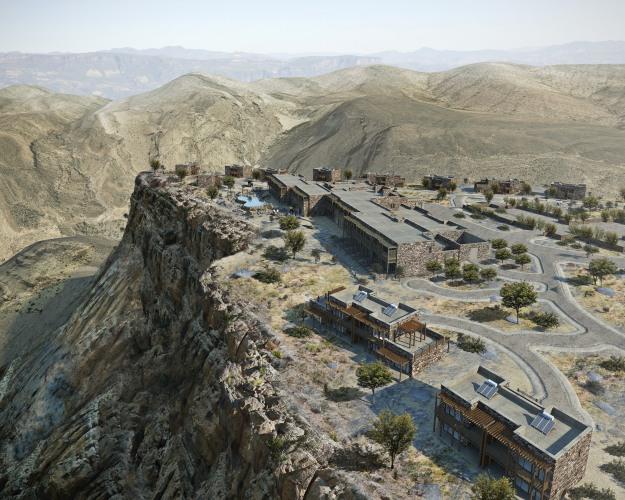 Alila Jabal Akhdar - Oman