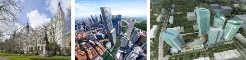 Clermont Hotel Project in London, Singapore and Kuala Lumpur