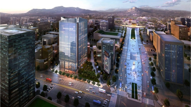 In Seoul the first Four Seasons hotel (317 rooms) in South Korea will open its doors in May 2015