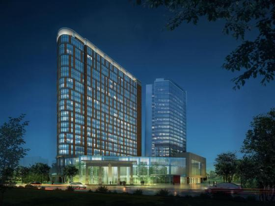 NUO Hotel Beijing to open in 2015