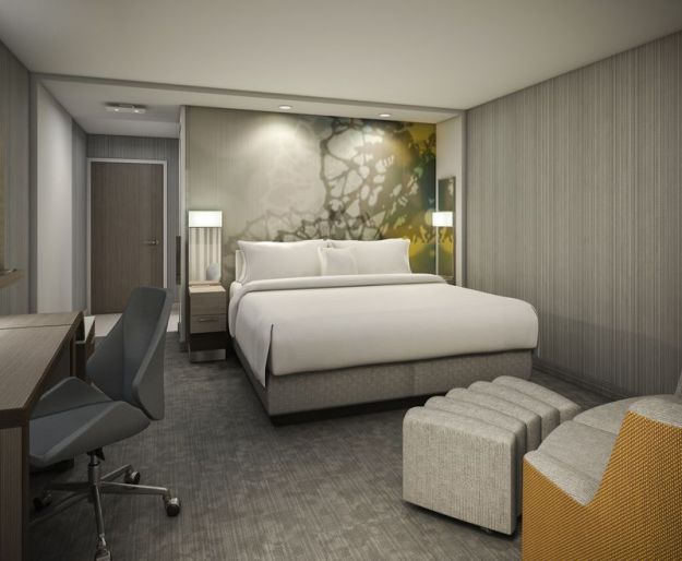 Courtyard by Marriott - Chihuahua, Mexico - Opening scheduled in April 2015