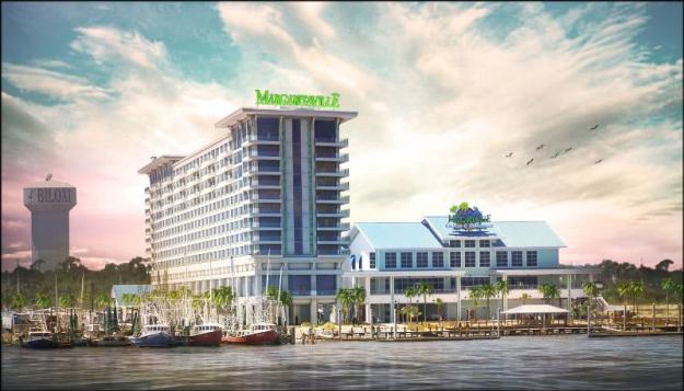 Margaritaville Casino & Restaurant in Biloxi, Miss. announced plans for a new hotel resort that includes timeshare properties, a spa, new buffet and 250 deluxe guest rooms