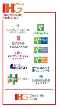 IHG Logos