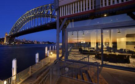 Pier One Sydney Harbour in Sydney, Australia