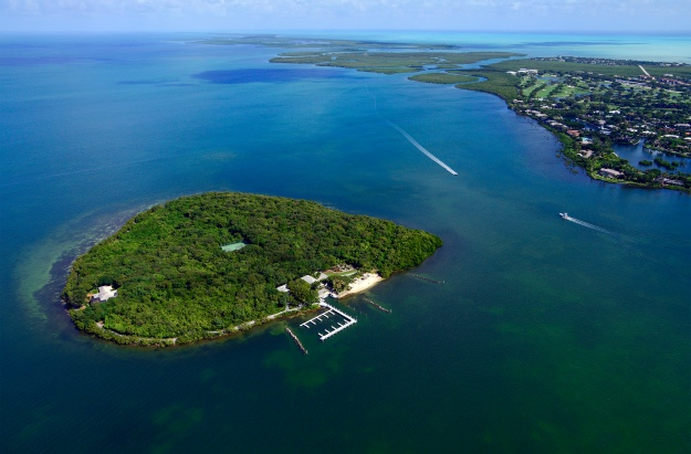 Pumpkin Key, 26-Acre Private Island in Florida Keys Listed for $110 Million