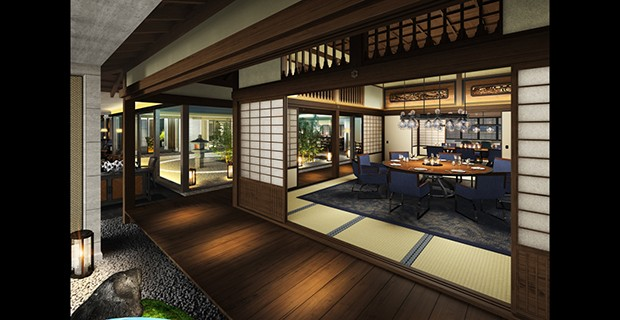 Ritz-Carlton Kyoto/Japan