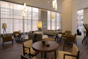 Istanbul Marriott Hotel Sisli - Lobby