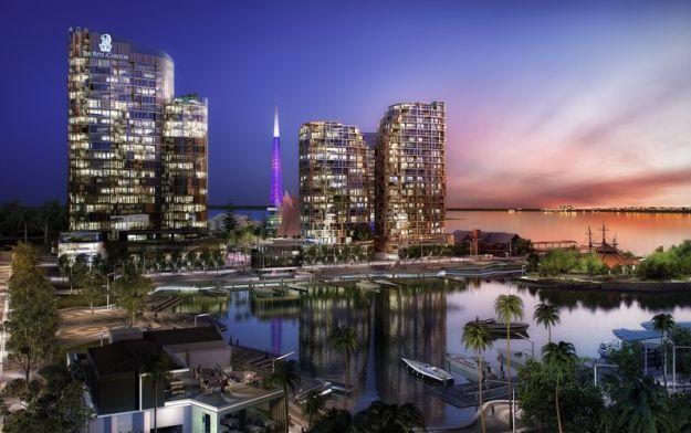 The Ritz-Carlton Perth Australia
