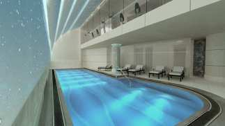 Waldorf Astoria Jerusalem - Spa Pool