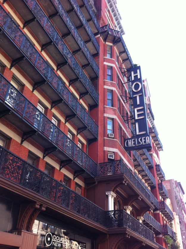 Hotel Chelsea NYC