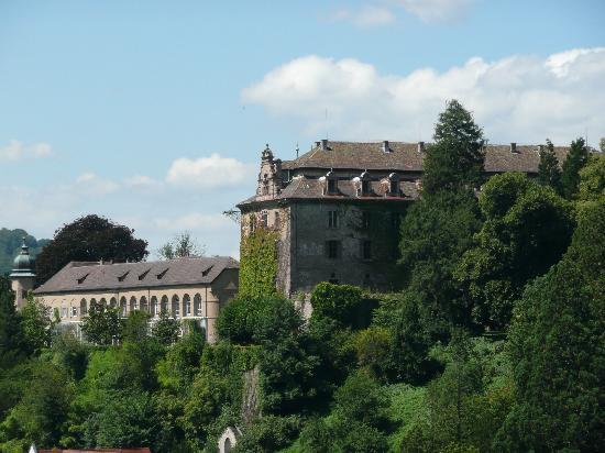 Neues Schloss in Baden-Baden in Germany will become a luxury Hyatt hotel
