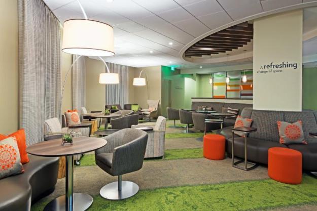 EVEN Hotel Rockville - Social Area