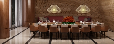 Nobu Hotel Riyadh - Restaurant - Private Dining Room