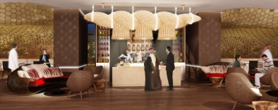 Nobu Hotel Riyadh - Restaurant - Tea & Juice Bar