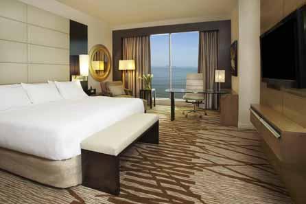 Hilton Panama City - Guest Room