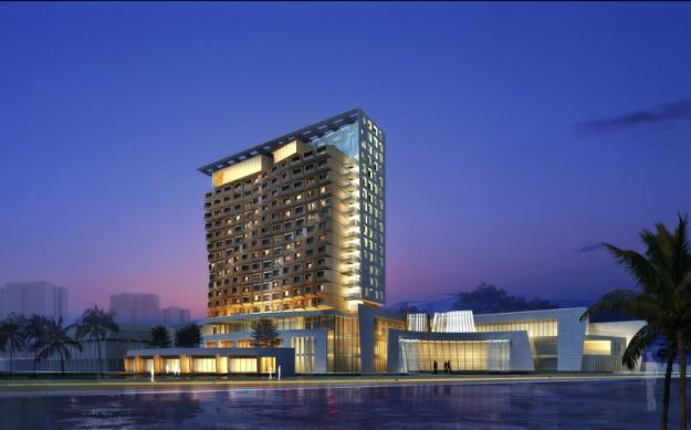 The Ritz-Carlton Mission Hills Haikou Hainan China