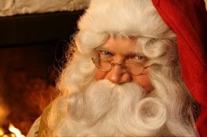 Santa Claus of SantaPark