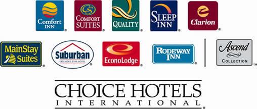 Choice Hotels International - Hotel Brands