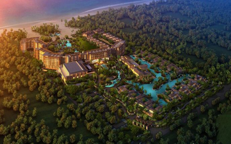 Shangri-La Sanya Resort & Spa Hainan China