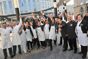 Hilton Brussels Grand Place Opening