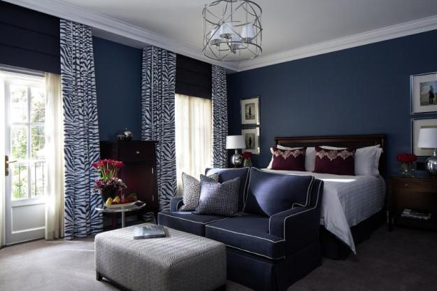 Four Seasons Hotel The Westcliff Johannesburg - Luxury Guest Room