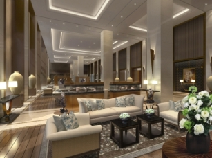 Fairmont Jakarta - Lobby