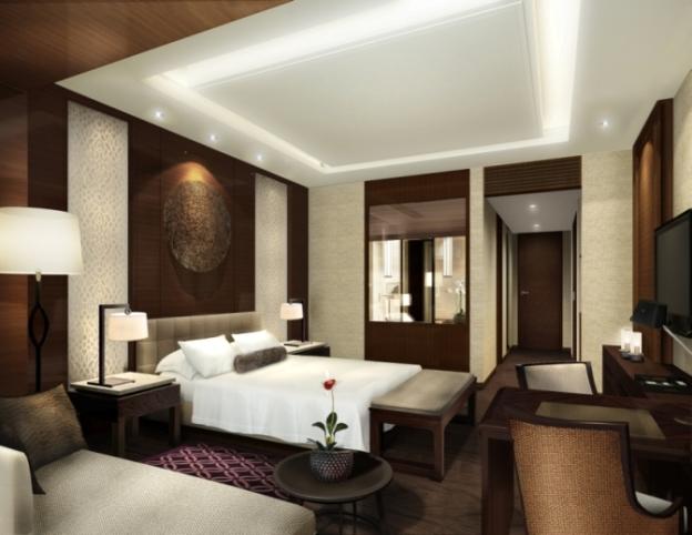 Fairmont Jakarta - Zimmer