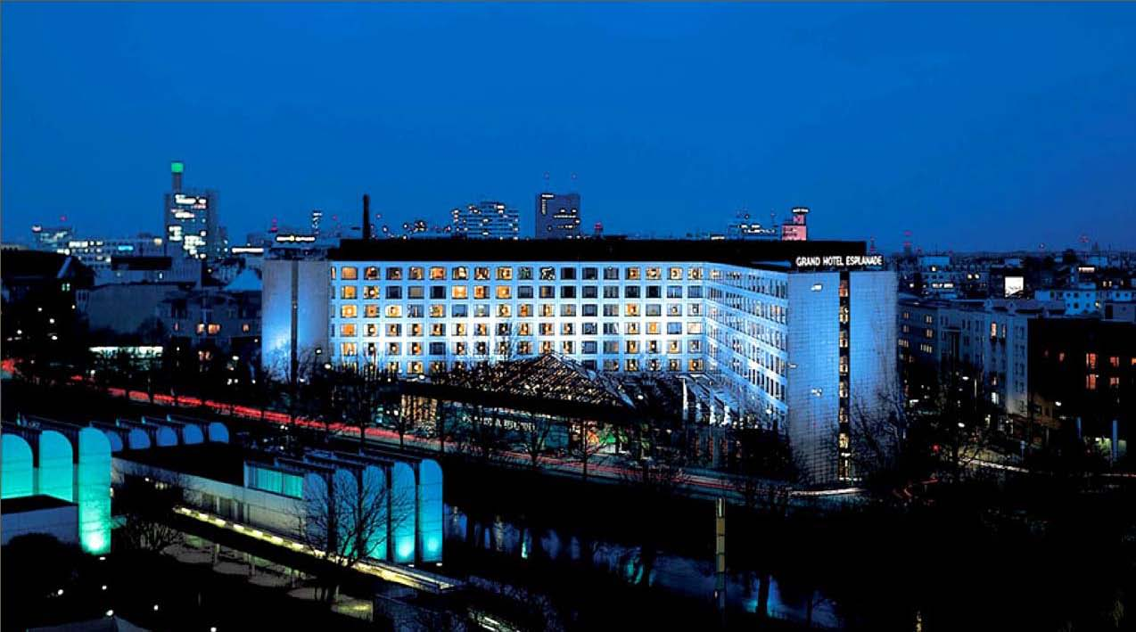 Hotel President Gmbh Berlin