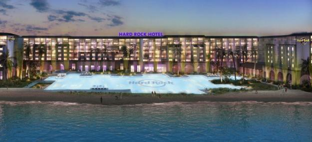 Hard Rock Hotel Riviera Cancun, Set to Open in Late-2017