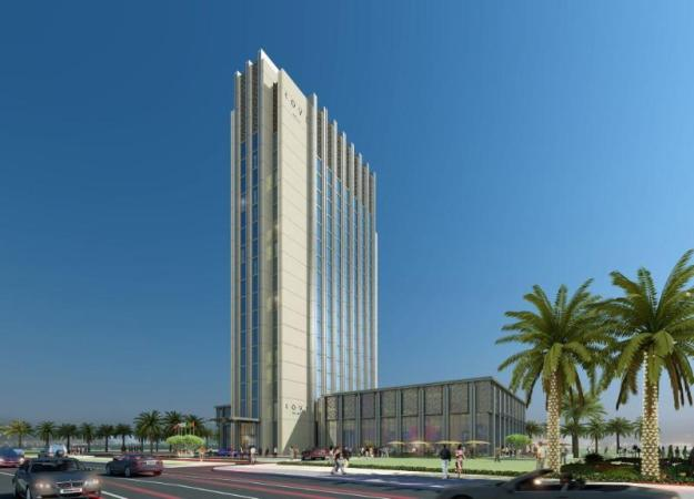 Artist rendering of Rove Za'abeel, the first Rove Hotel, developed by Emaar Hospitality Group in Dubai, which is scheduled to open later this year. Modern, cosmopolitan, smart and cultural, Rove Hotels embody the essence of Dubai's identity. A contemporary new mid-market lifestyle hotel brand, Rove Hotels will roll out 10 properties across central locations in Dubai and the region by 2020.
